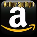 amazon author spotlight website logo